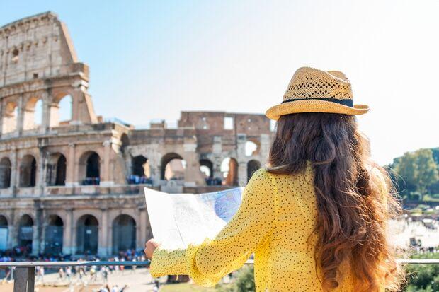 Geschenktipps für Frauen: Städtereise