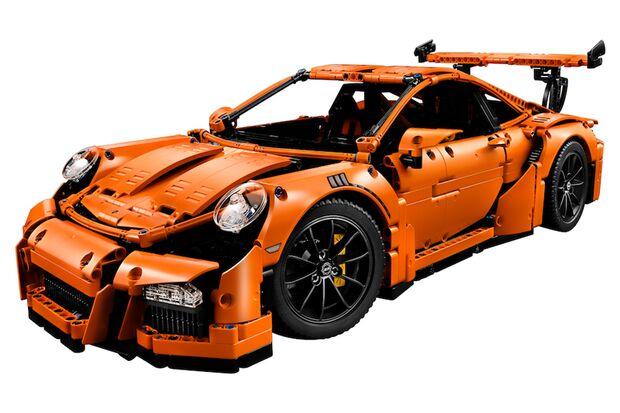 Geschenkvorschlag: Porsche von Lego Technic