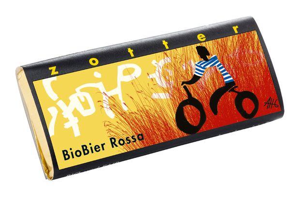 Geschmackstest: Die Bio-Bier-Schoki mit dem Namen Zotter BioBier