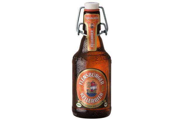 Geschmackstest: Flensburger Kellerbier