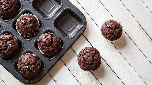 Gesunder Nachtisch: Protein-Brownies mit viel Eiweiß