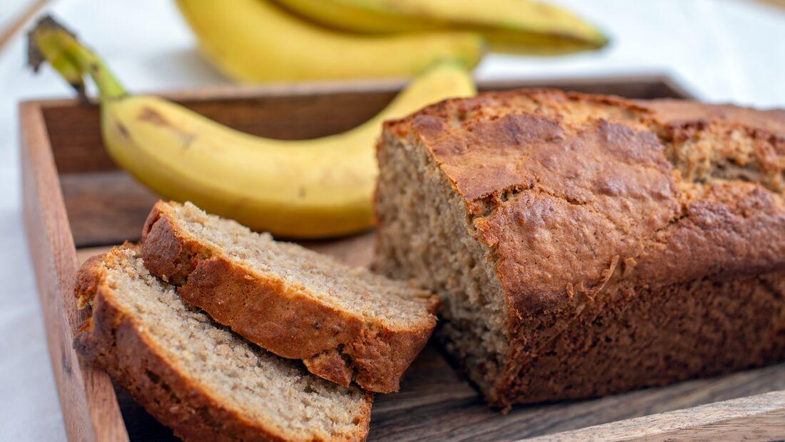 Gesundes Bananenbrot selber machen – so geht's