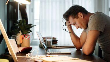 Gesundheit-Selbsttests können Anlass sein, einen Arzt aufzusuchen