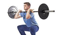 Gewichtheben – Klassische Variante: Reißen & Stoßen