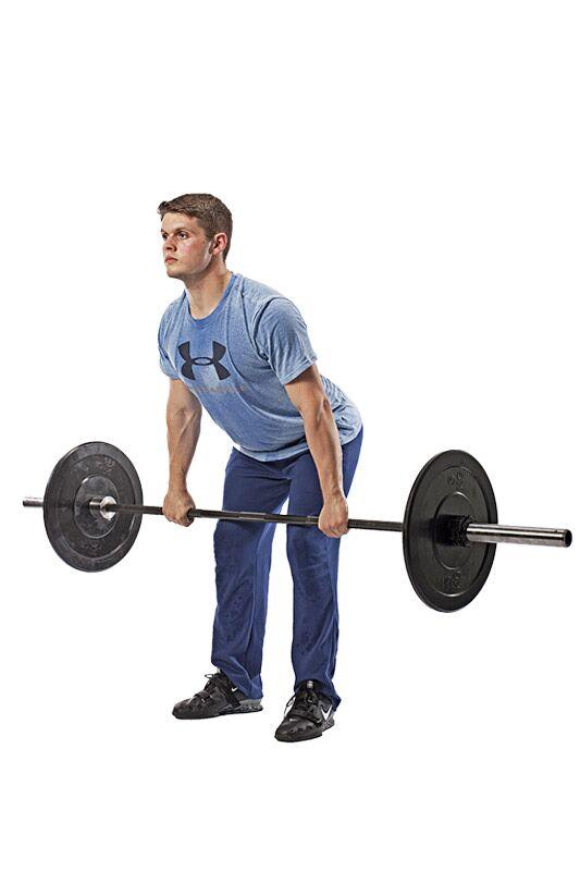 Gewichtheben – Klassische Variante: Reißen