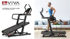 Gewinne ein Laufband von AsVIVA