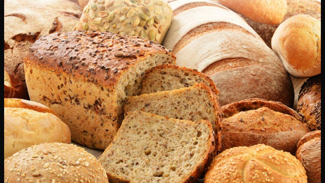 Glykämischer Index und glykämische Last von Brot