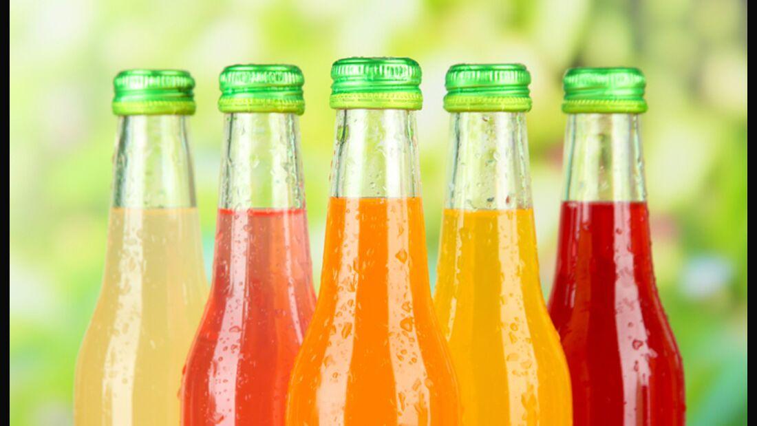 Glykämischer Index und glykämische Last von Getränken