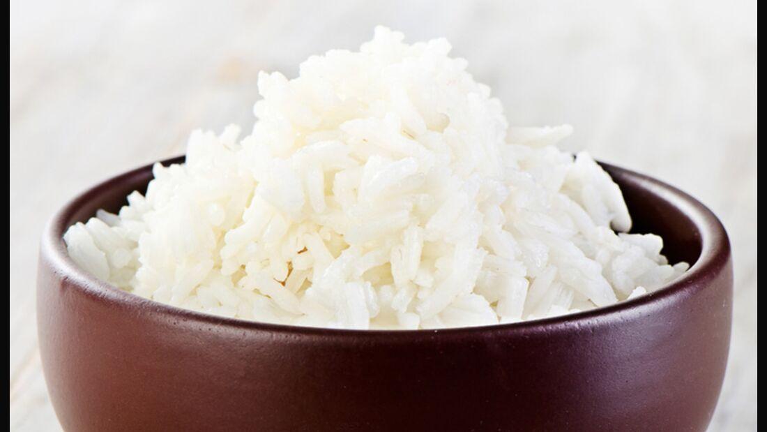 Glykämischer Index und glykämische Last von Reis und Getreide