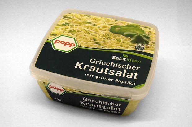 Griechischer Krautsalat von Popp