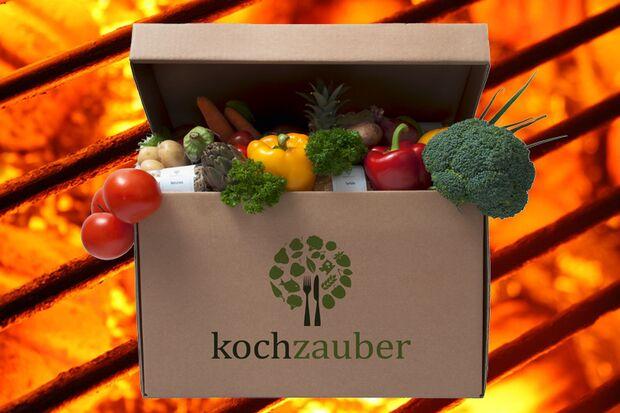 Grillbox von Kochzauber