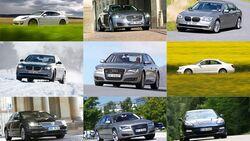 Große Autos mit kleinem Verbrauch