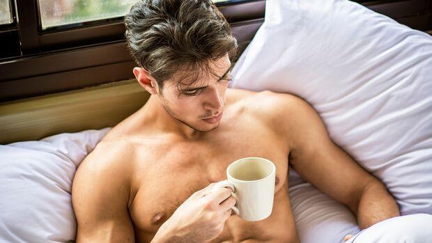 Grüner Tee hilft nicht nur beim Abnehmen, er ist auch sonst super gesund