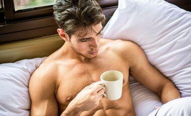 Grüner Tee macht wach und hilft beim Abnehmen