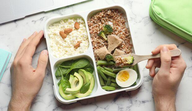 Gut geplante Mahlzeiten erleichtern den Alltag