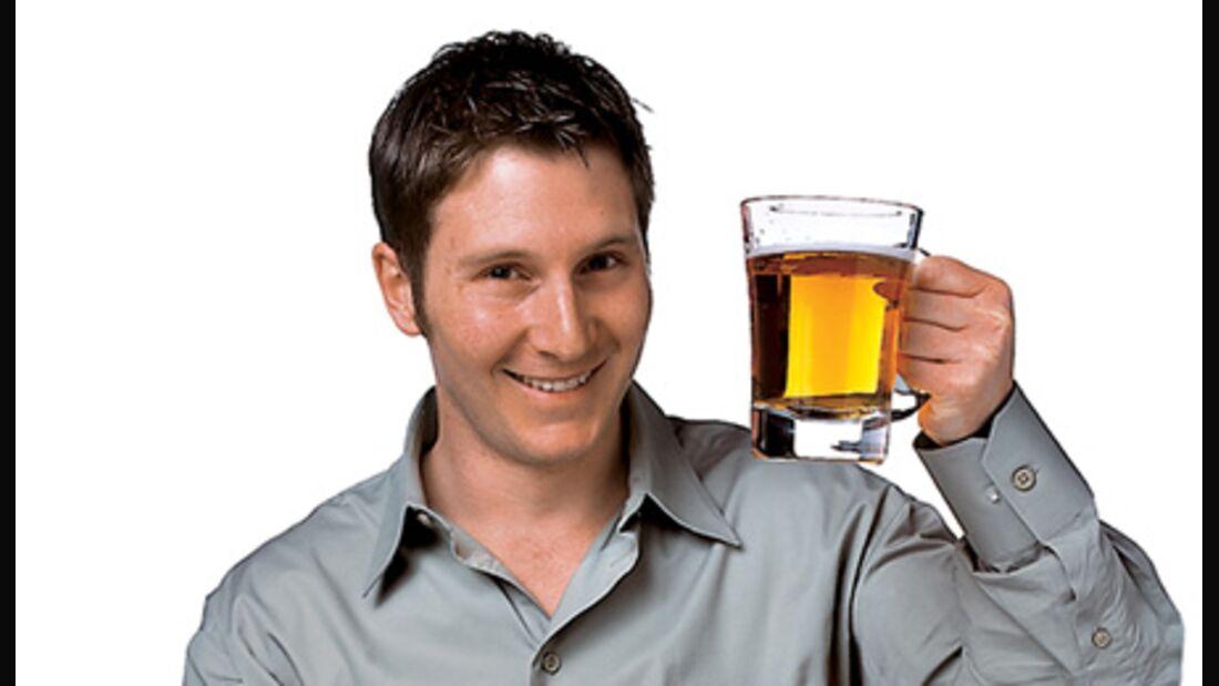 Gute Nachricht: Zumindest alkoholfreies Bier ist gesund