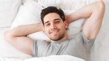 Guter Schlaf stärkt das Immunsystem