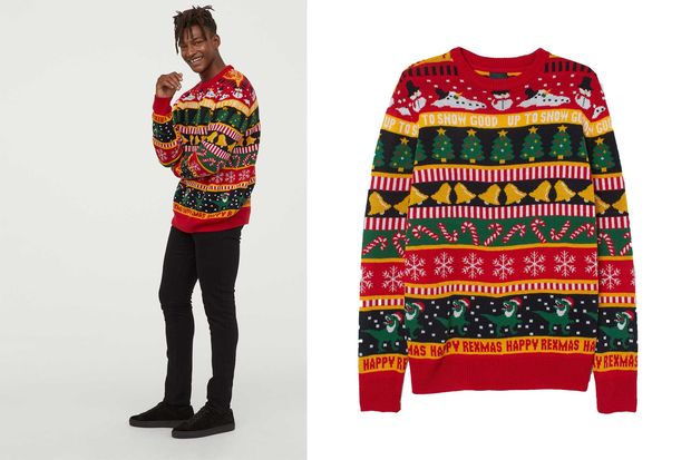 H&M Christmas Pullover
