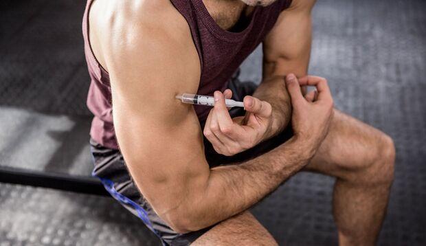 HGH soll Heilungsprozesse nach Verletzungen beschleunigen
