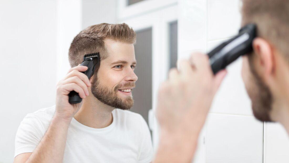 Haare selber schneiden: So geht's