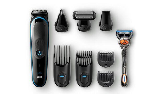 Haarentfernungstools Braun Multi Grooming Kit