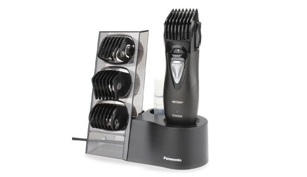 Haarentfernungstools Panasonic Multitrimmer-Set
