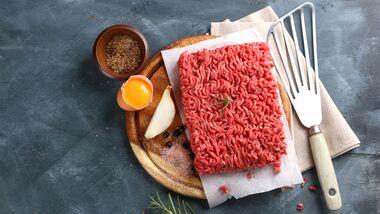 Hackfleisch-Rezepte liefern jede Menge Protein