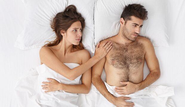 Häufiger Sex fördert Testosteronwerte und Penisdurchblutung
