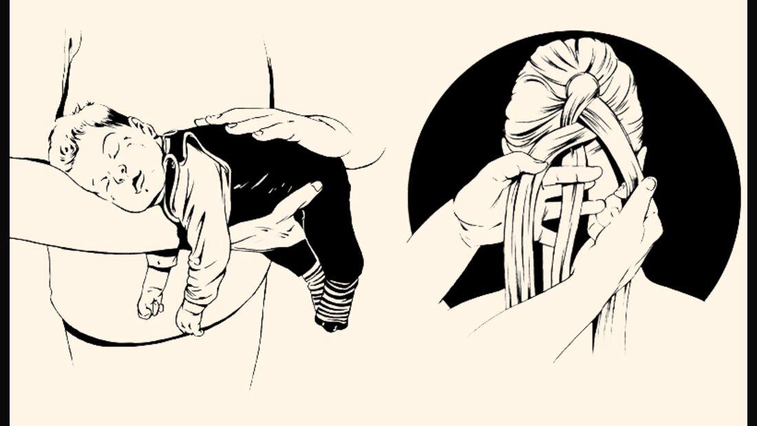 Handgriffe für Väter