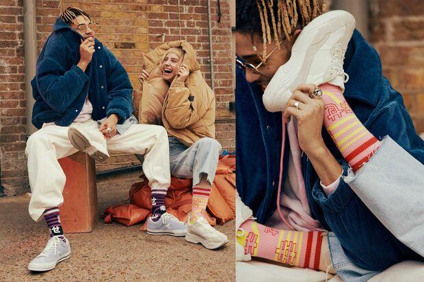 Happy-Socks-Sneaker-Socken