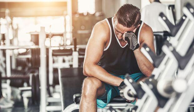 Harte Trainingseinheiten können Kreislaufprobleme verursachen