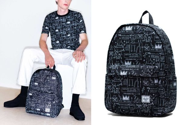 Herschel Supply Basquiat