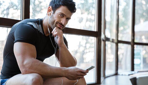 High-Gefühl: Die erhebende Folge des Muskelpumps hält bis zu 30 Minuten an