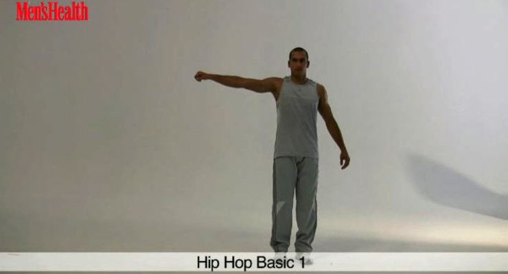 Hip-Hop-Dance: HIP-HOP-BASIC