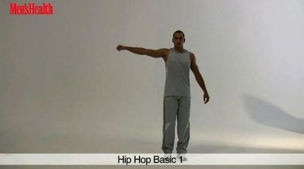 Hip-Hop-Dance: HIP-HOP-BASIC