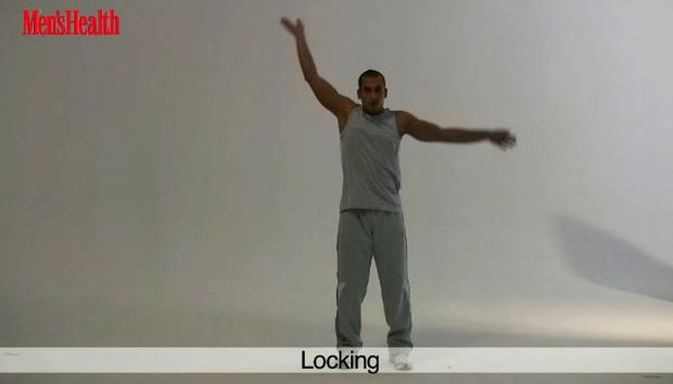 Hip-Hop-Dance: LOCKING