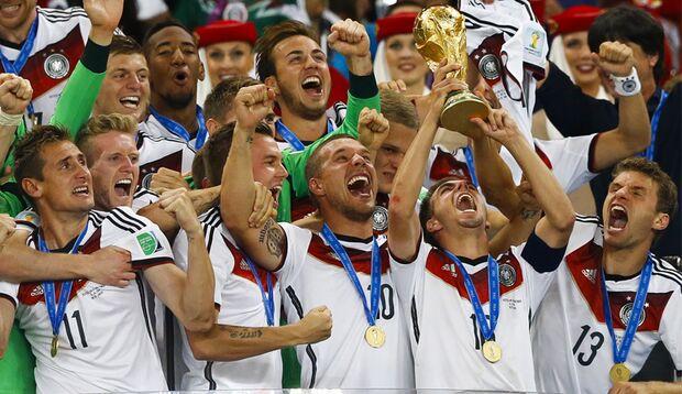 Holen wir uns auch dieses Jahr wieder den Pokal?
