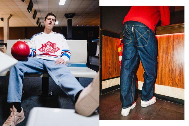 Mottoparty männer 90er outfit 80er Jahre