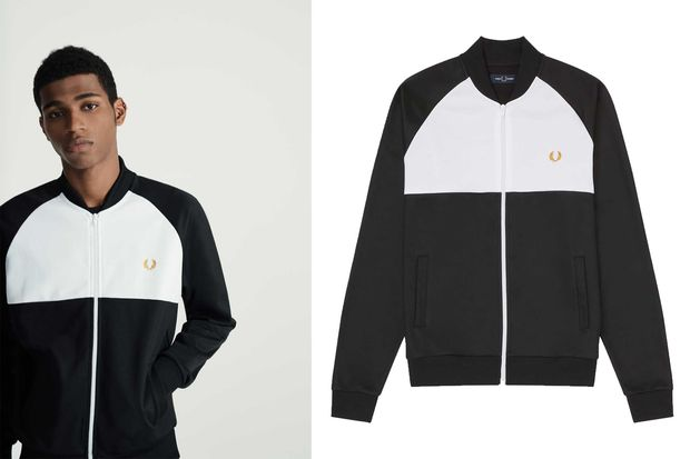 Home Office Outfits / Trackjacket