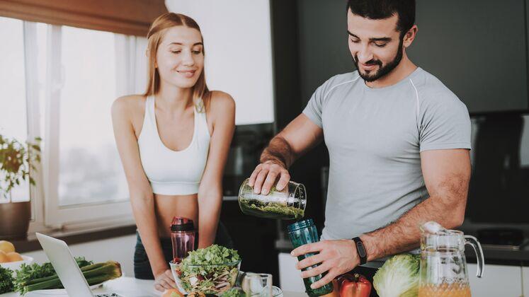 richtige ernährung für sportler zum abnehmen
