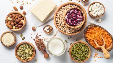 Hülsenfrüchte, Soja & Co. enthalten Lektine