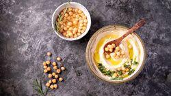 Hummus ist nicht nur gesund, sondern auch lecker