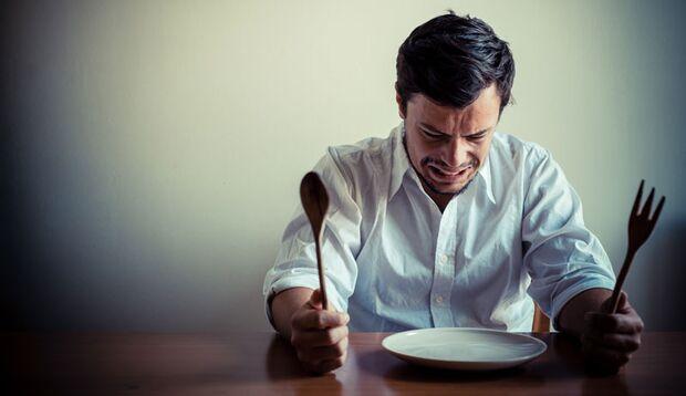 Fasten: So verzichten Sie richtig - MEN'S HEALTH