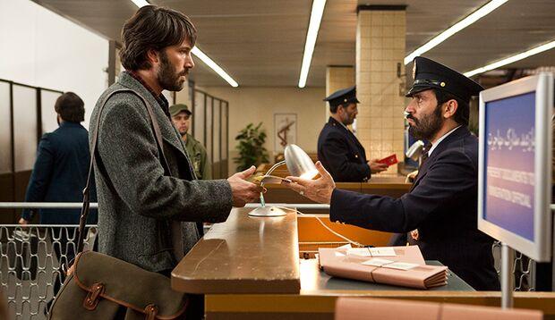 """Im Ben Afflecks Politthriller """"Argo"""" holt ein CIA-Mann 6 Amerikaner aus dem Iran"""
