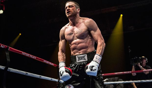 """Im Box-Drama """"Southpaw"""" versucht Jake Gyllenhaal als Underdog-Fighter gegen eine allzu kitschige Story anzukämpfen"""