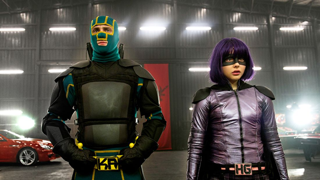 Im Sequel der Comic-Verfilmung lassen die selbsternannten Teenage-Superhelden ihre Mainstream-Kollegen erneut alt aussehen