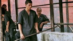 "Im indonesischen Action-Spektakel ""The Raid 2"" gibt's knallharte Martial-Arts-Fights im Minutentakt"