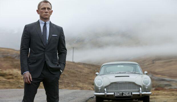 Im neusten Bond-Abenteuer kämpft Daniel Craig als 007 gegen Burnout, Kindheitstrauma und das Älterwerden