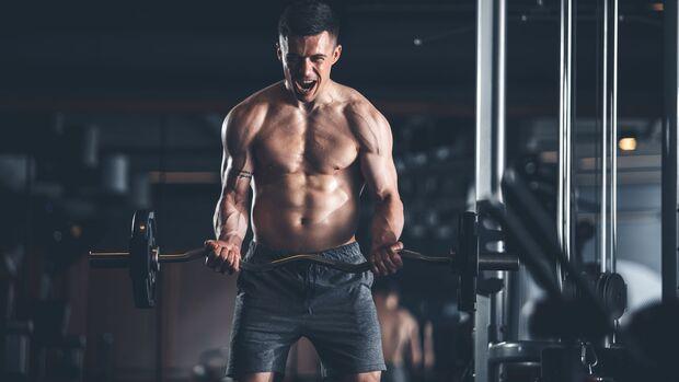 Immer mehr Männer leiden unter Muskelsucht und Essstörungen
