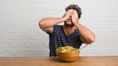 Immer mehr Männer leiden unter einer Essstörung